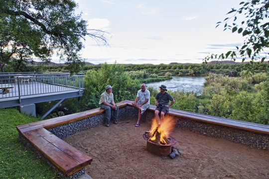 orange river fly fishing accommodation