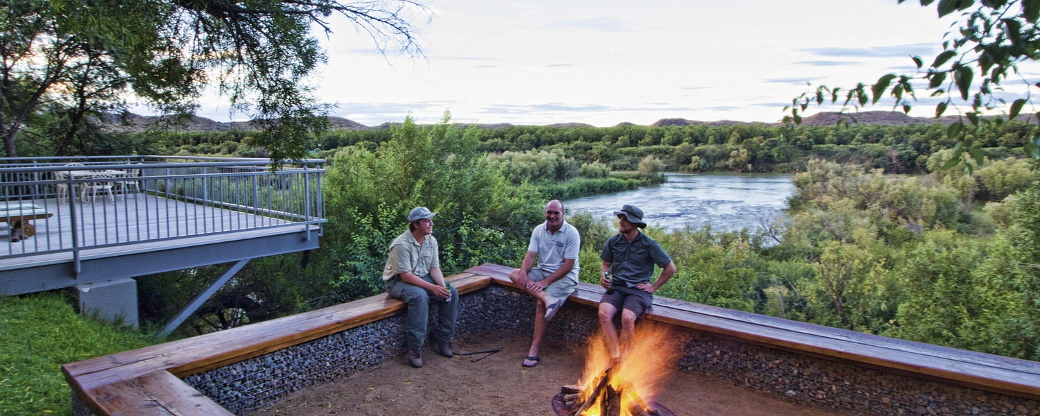 Gkhui Gkhui Orange River Lodge Fly fishing South Africa